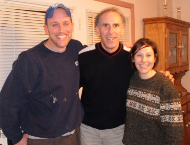 Brian, Alan, and Tracy